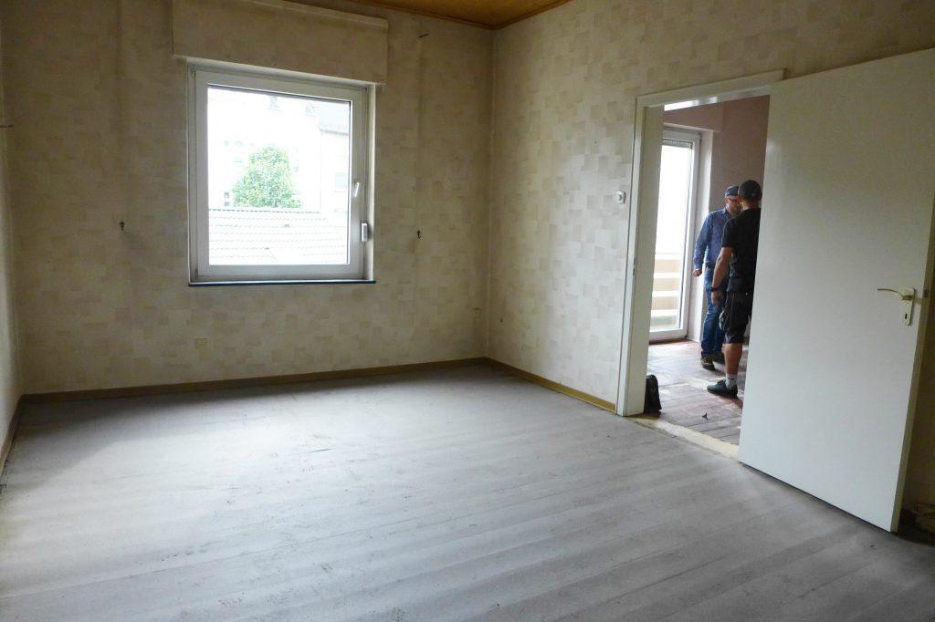 7 Wohnzimmer vorher